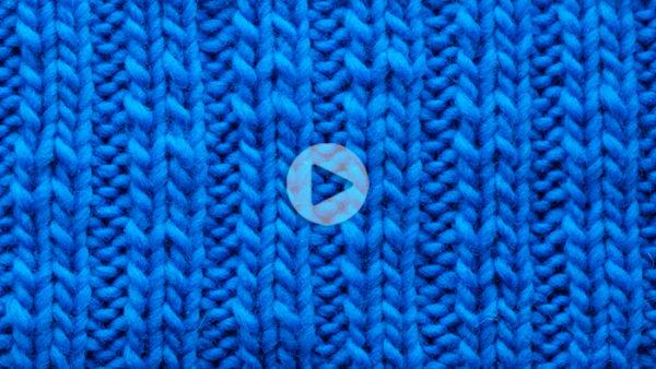 12 | Rib stitch