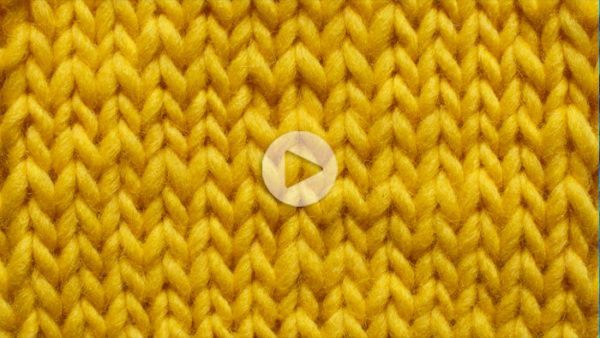 05 | Stockinette stitch